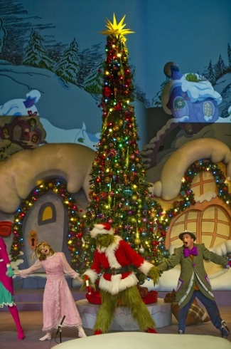 Grinchmas Stage Show