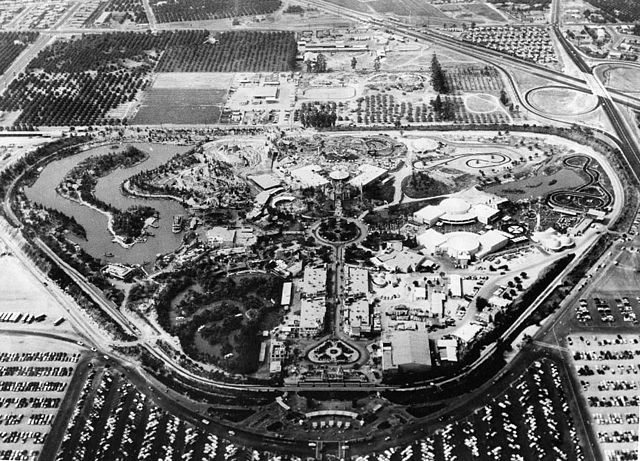 The original Disneyland