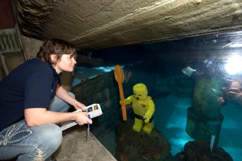 LEGOLAND Billund Atlantis attraction