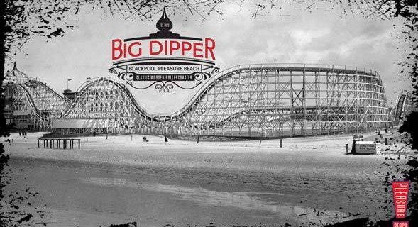 Big Dipper: Blackpool Pleasure Beach