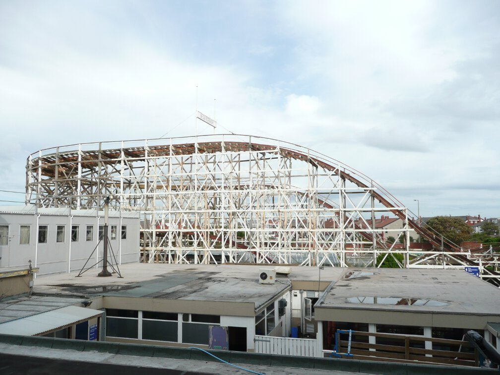 Blackpool Pleasure Beach (1)