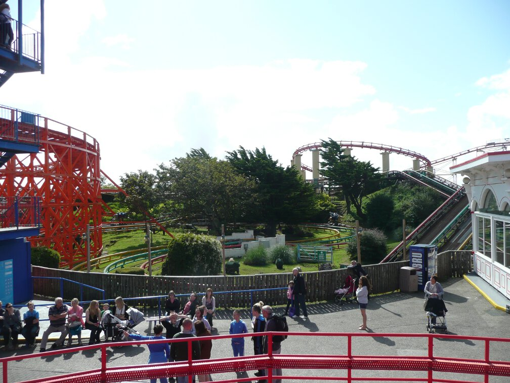 Blackpool Pleasure Beach (2)