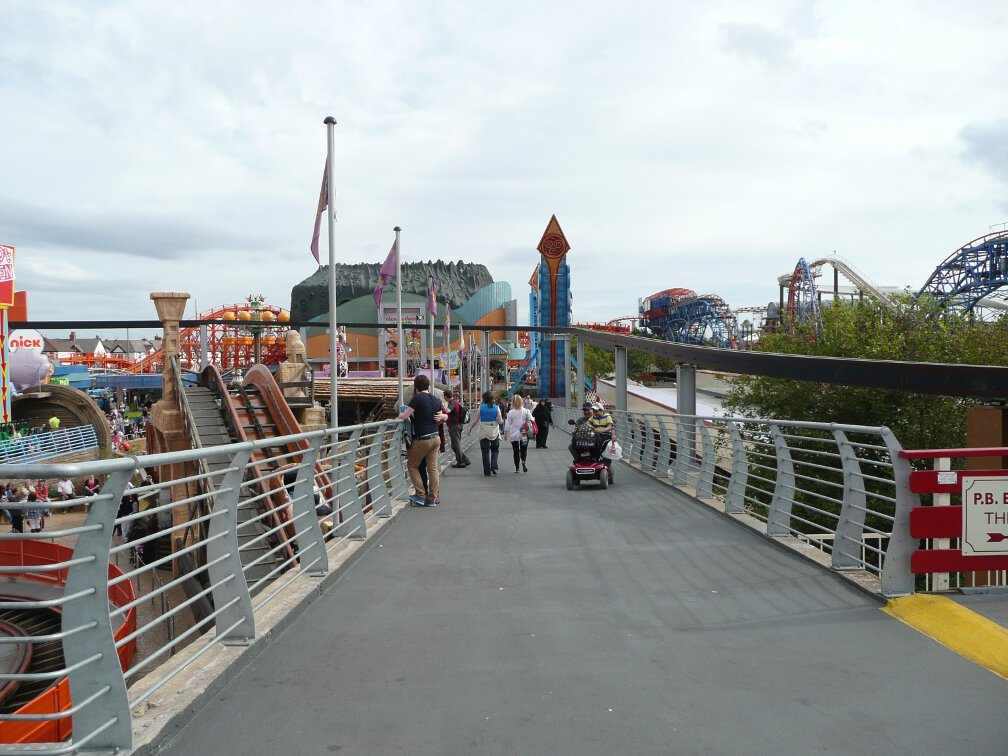 Blackpool Pleasure Beach (3)