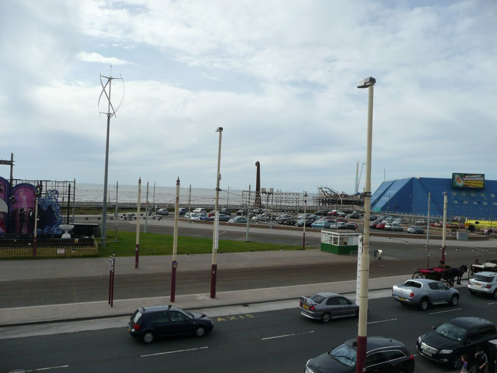 Blackpool Pleasure Beach (4)