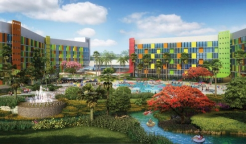 Cabana Bay Beach Resort concept art (2)