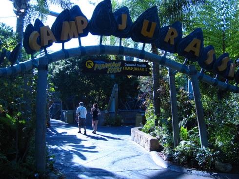 Camp Jurassic
