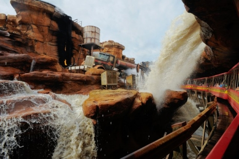 Catastrophe Canyon