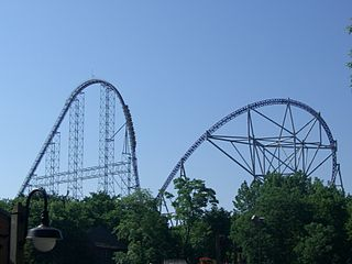 Millenium Force- Cedar Point