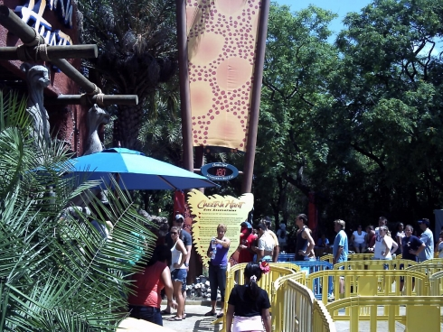 Cheetah Hunt queue 2