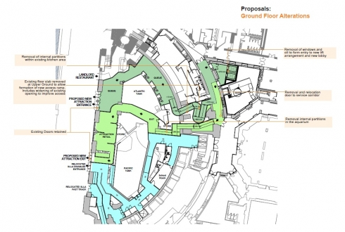 County Hall plans (3)