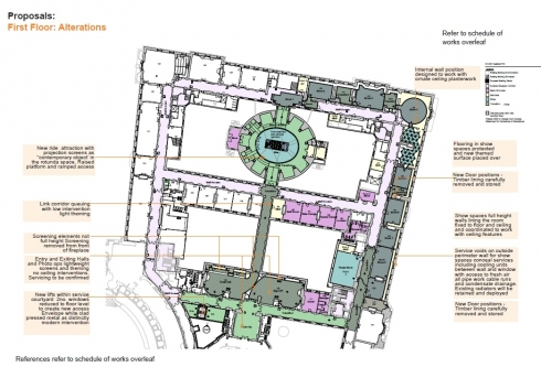 County Hall plans (4)