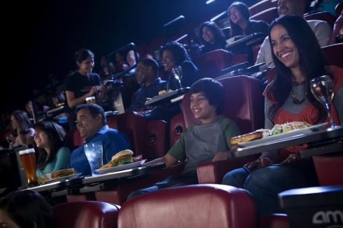 Dine-in theatre