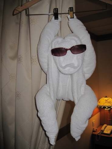 Disney Towel Animal (2)