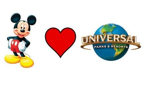 Disney and Universal