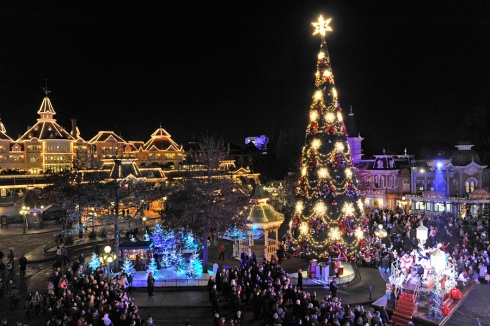 Enchanted Christmas 2011 at Disneyland Paris 7