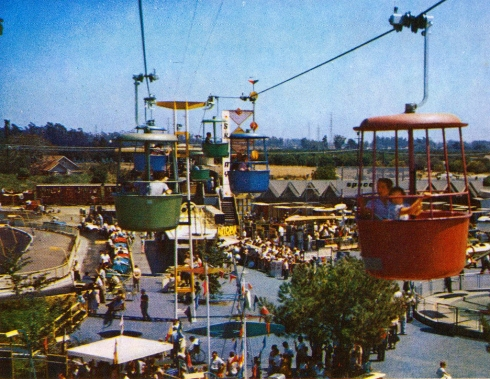 Disneyland Skyway (2)