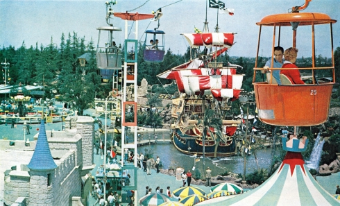Disneyland Skyway (4)