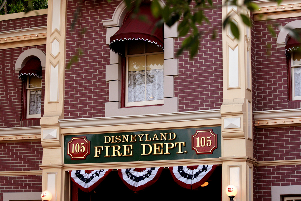 Disneyland Fire Department