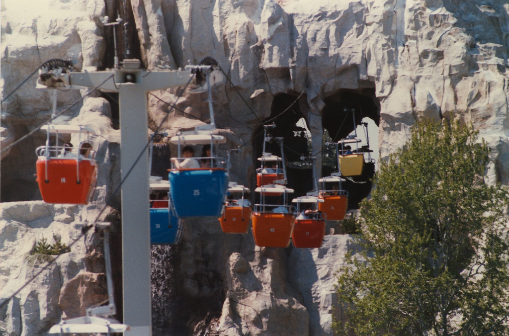 Disneyland Skyway (3)