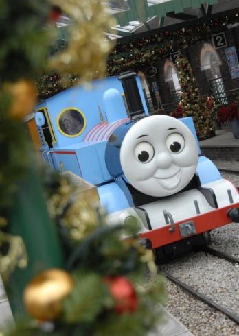 Thomas Land Magical Christmas image