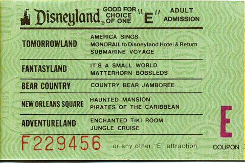 E-Ticket
