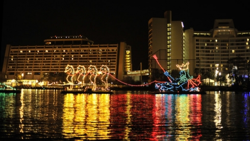 Electric Water Pageant