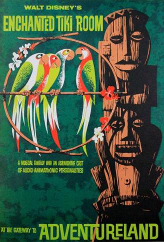 Enchanted Tiki Room poster