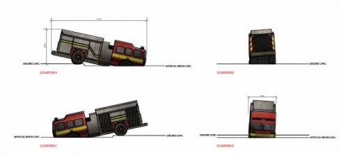 Fire engine design