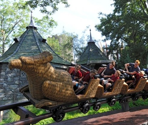 Flight of the Hippogriff image