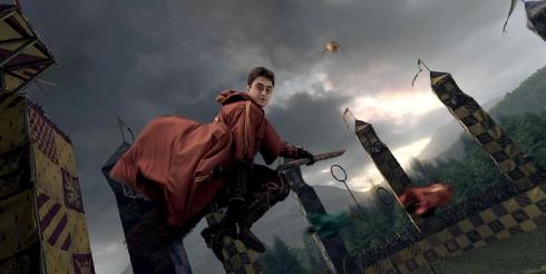 Harry Potter broomstick image