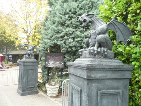 Hellgate entrance