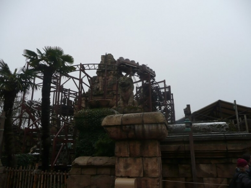 Indiana Jones et le Temple du Peril