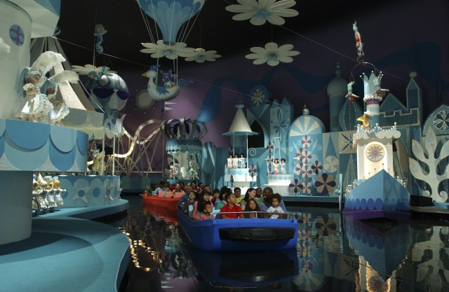 It's a Small World (2)