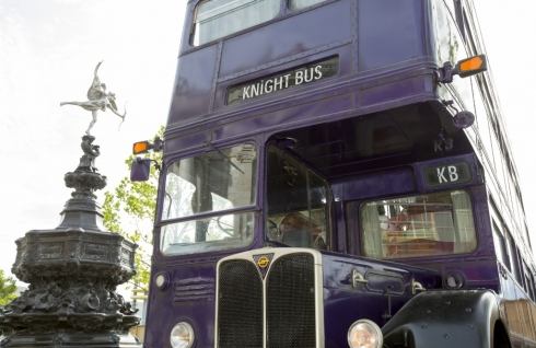 Knight Bus Close Up