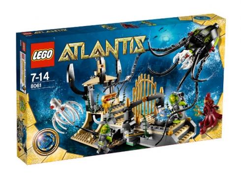 LEGO Atlantis toy box