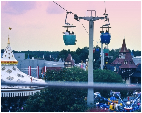 Magic Kingdom Skyway (1)