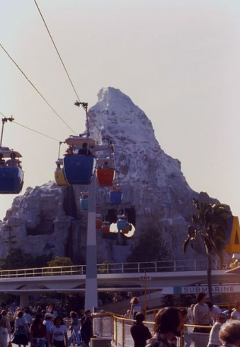 Disneyland Skyway (5)