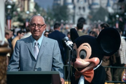 Mickey Mouse in 1971 (2)