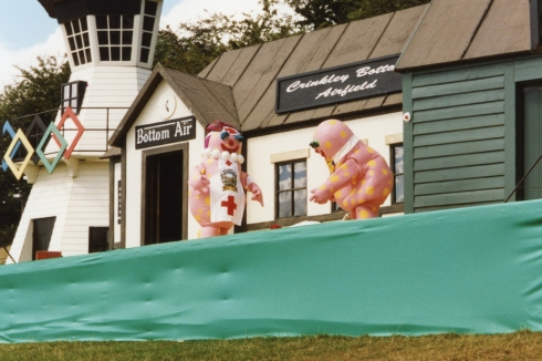 Mr Blobby theme park (1)