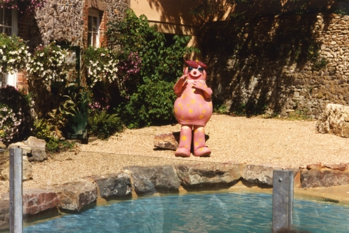 Mr Blobby theme park (2)
