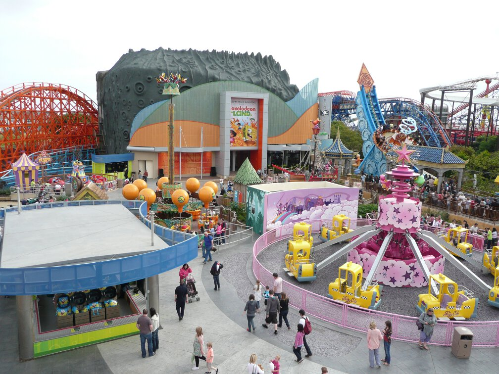 Nickelodeon Land (2)