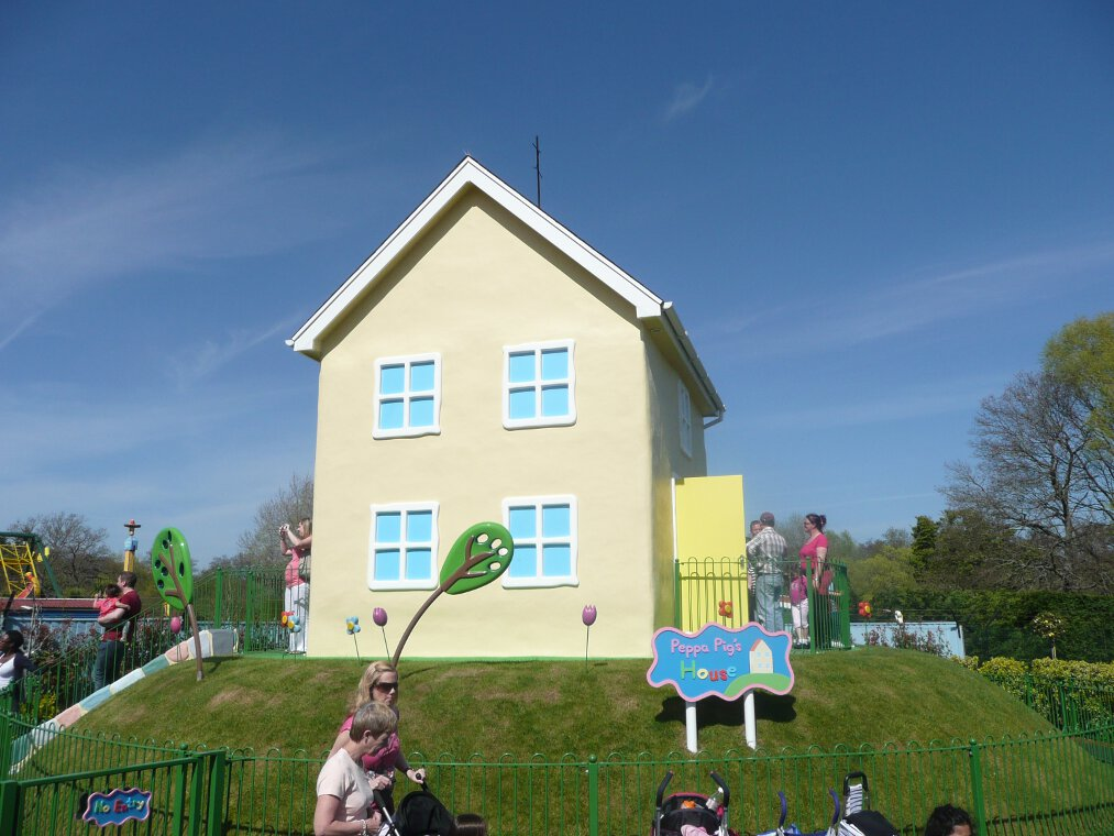 Peppa Pig's House at Paultons Park Reviews & Info