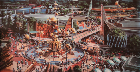 Tomorrowland 1998