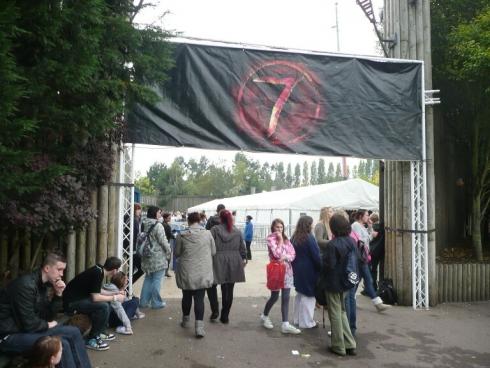 Se7en entrance