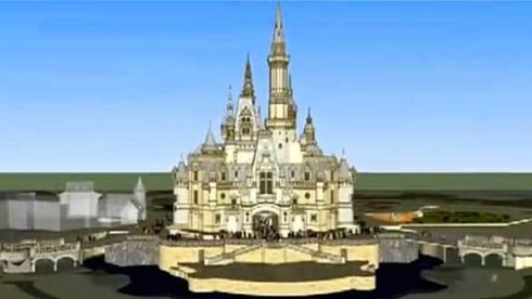 Enchanted Storybook Castle (1)