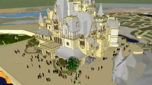 Enchanted Storybook Castle (3)