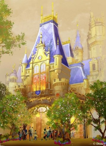 Enchanted Storybook Castle (4)
