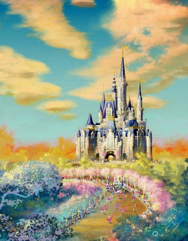 Enchanted Storybook Castle (8)