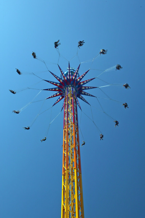 SkyScreamer 1