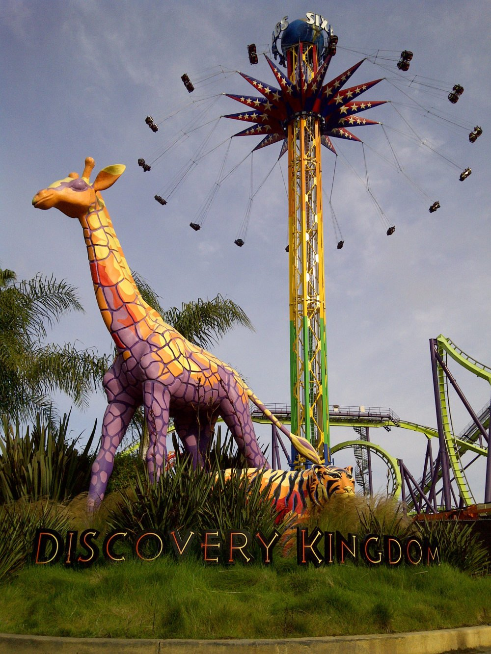 SkyScreamer 2